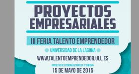 Libro digital: Proyectos de la III Feria de Talento Emprendedor 2015